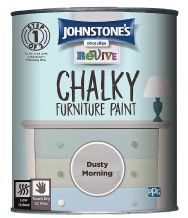 Johnstone's Dusty Morning Chalky Furniture Paint 750ml